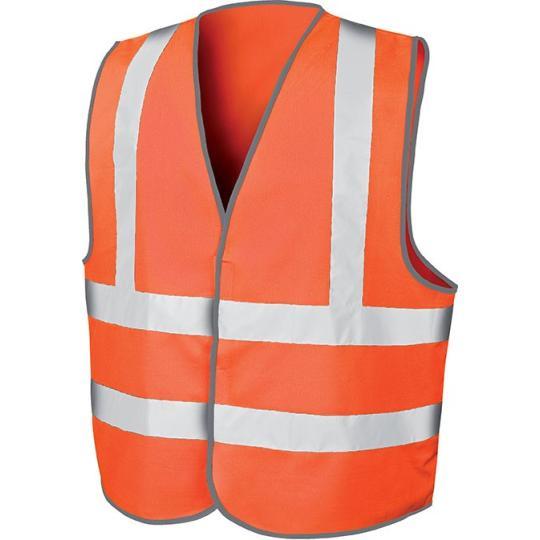 Colete de segurança alta visibilidade
