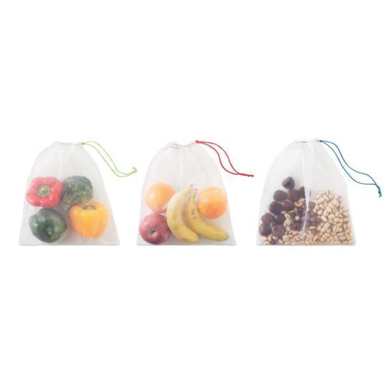 Conjunto de 3 sacos Veggie Set Rpet