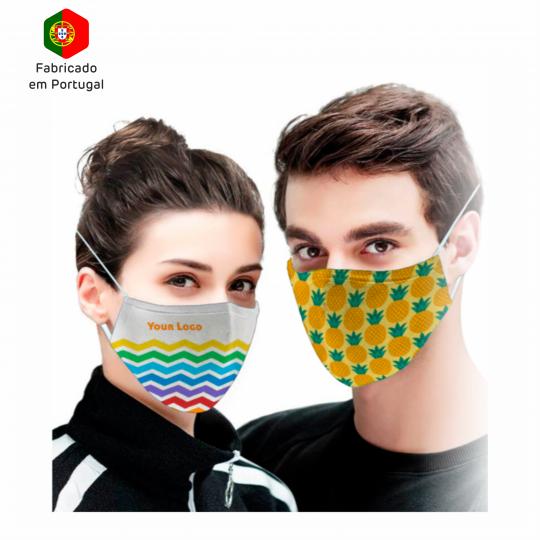 Máscara Comunitária