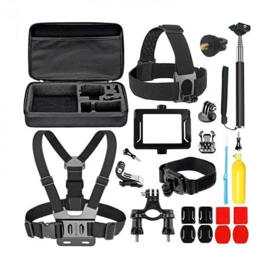 Acessórios de câmara de ação Kit610 Prixton®