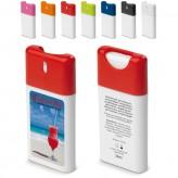Spray antibacteriano para mãos com 62% de álcool
