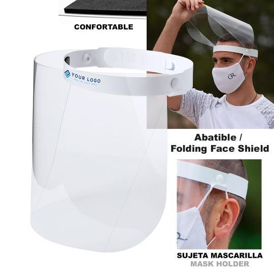 Viseira de protecção facial Derol