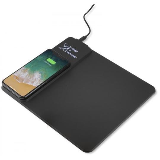 Tapete para rato retroiluminado com indução de 10 W SCX.design®