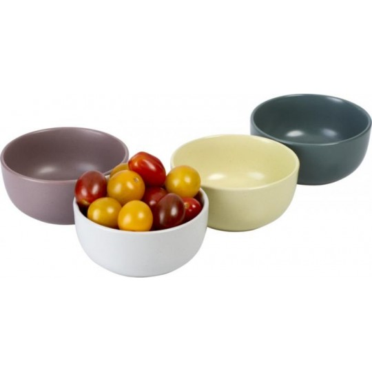 "Conjunto de 4 tigelas multicor ""York"" Jamie Oliver®"