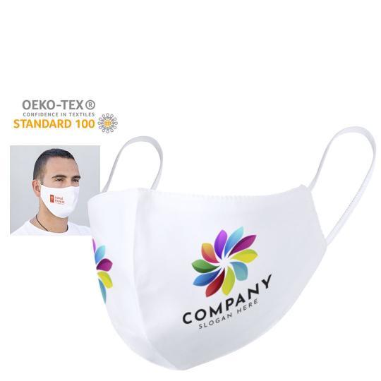 Máscara higiénica reutilizável Leik
