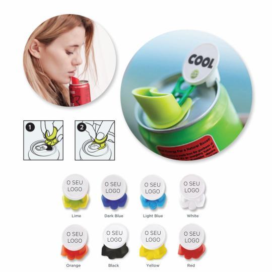 Acessório higiénico para bebidas