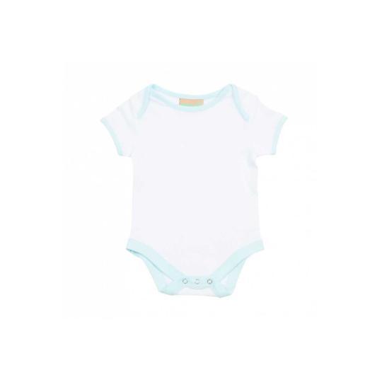 Body para bebé de manga curta Larkwood®