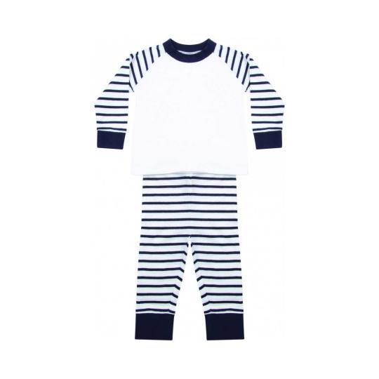 Pijama às riscas Larkwood®