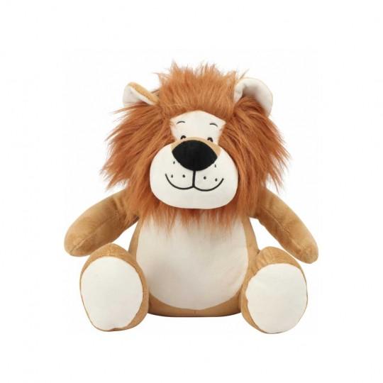 Leão de peluche com fecho Mumbles®