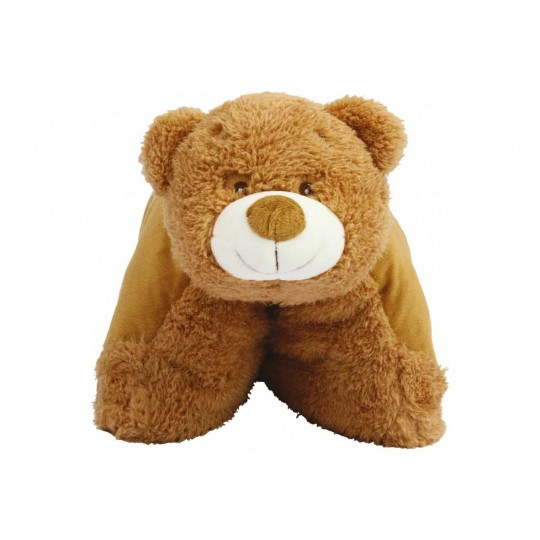 Almofada Urso de peluche com fecho Mumbles®
