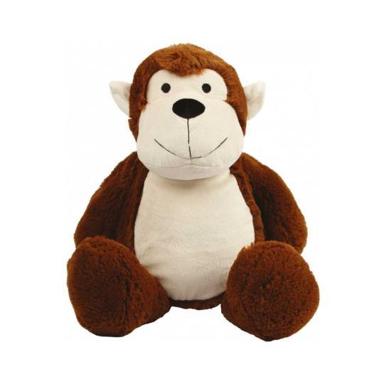 Macaco de peluche com fecho Mumbles®