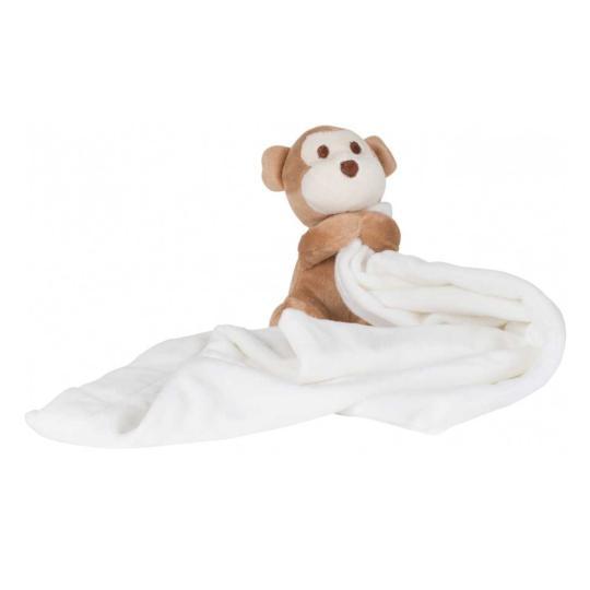 Doudou /manta para bebé Macaco Mumbles®