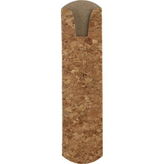 Bolsa para canetas em cortiça e papel Temara