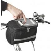 Saco isotérmico para bicicleta / moto de poliéster