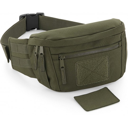 Bolsa de cintura estilo militar Molle Bagbase®