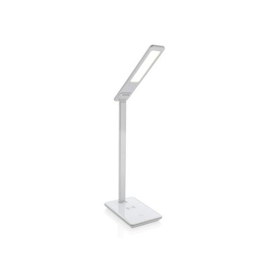 Lâmpada de mesa de carregamento sem fio 5W