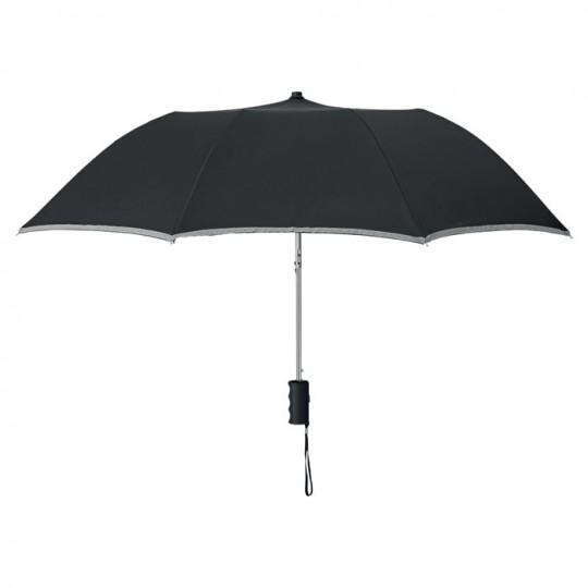 """Chapéu de chuva dobrável 21"""" Neon"""