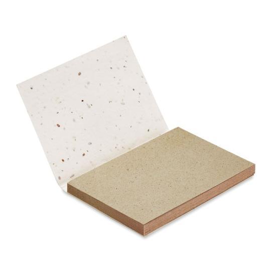 Post-it papel semente Grow me