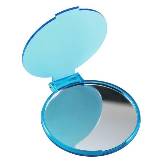 Espelho redondo de bolso