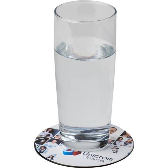 Base para copos redonda Brite-Mat®
