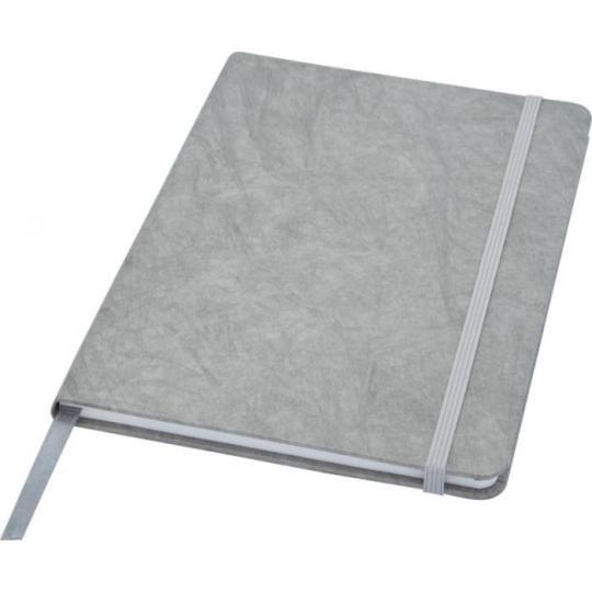 Caderno A5 em papel de pedra Breccia