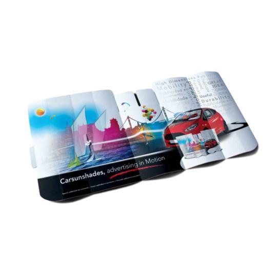 Para-Sol de Cartão Micro Carton
