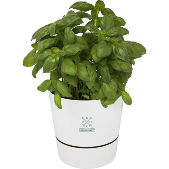 Vaso Metal de cozinha simples Herbs