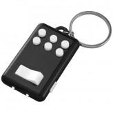 """Porta-chaves com luz """"Flip and Click"""""""