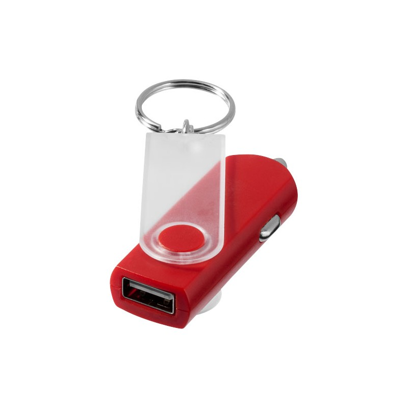 "Porta-chaves adaptador para automóvel ""Swivel"""