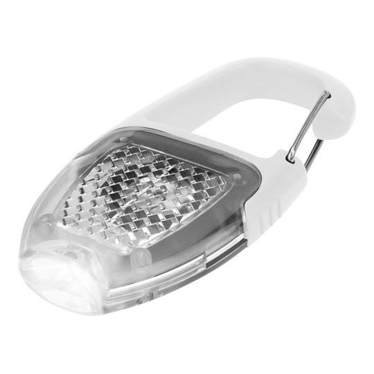 """Lanterna com mosquetão """"Reflector"""""""