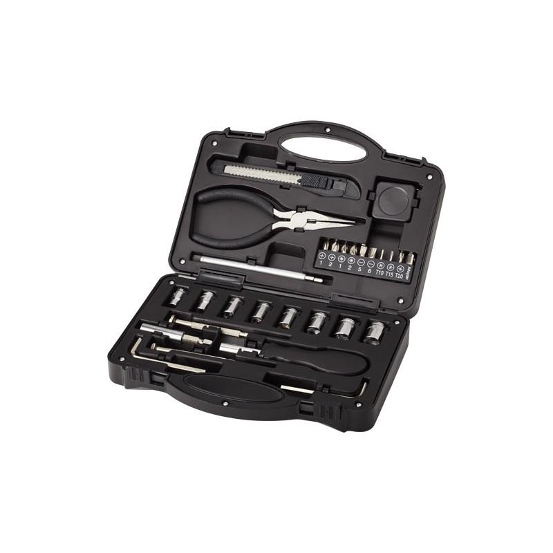 """Caixa de ferramentas com 28 peças """"Construxx"""" Stac®"""
