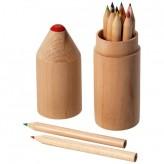 Conjunto de 12 lápis