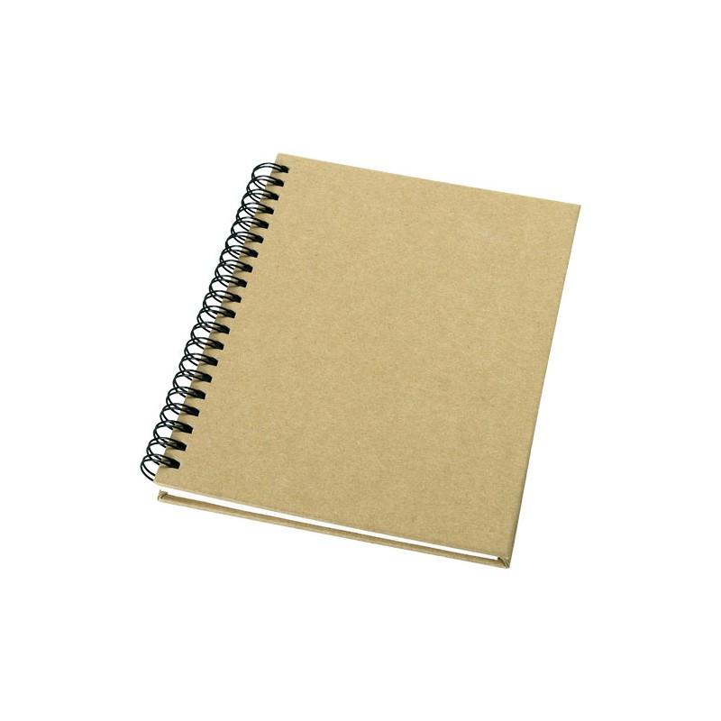 """Bloco de notas de papel reciclado """"Mendel"""""""
