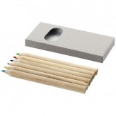 Conjunto de 6 lápis