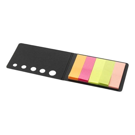 """Conjunto de notas adesivas coloridas """"Fergason"""""""