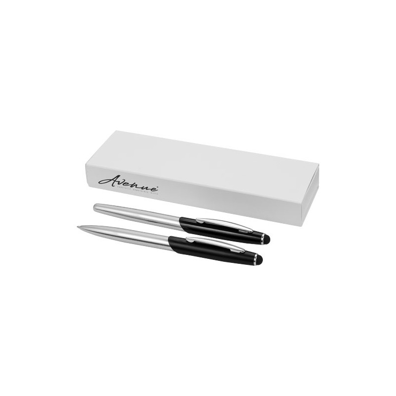 "Conjunto de caneta e caneta stylus ""Geneva"""