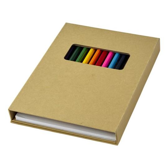 """Conjunto para colorir """"Pablo"""""""