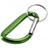 """Porta-chaves com mosquetão """"Timor"""""""