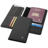 Carteira porta-documentos de viagem RFID Odyssey