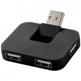 Hub USB com 4 portas Gaia
