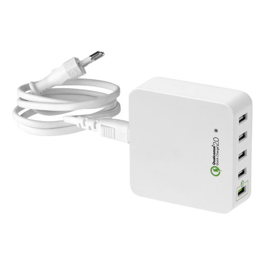 "Adaptador de parede CA USB ""Quick Charge 2.0"""