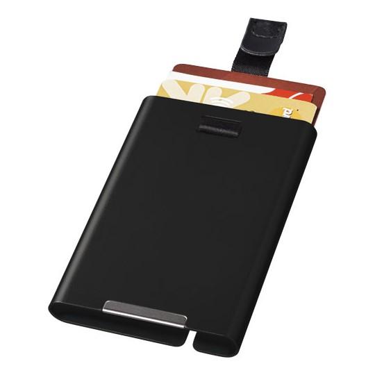 """Porta Cartões com bloqueador RFID """"Pilot"""""""