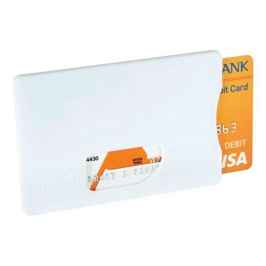 """Protetor de Cartão de Crédito """"RFID"""""""