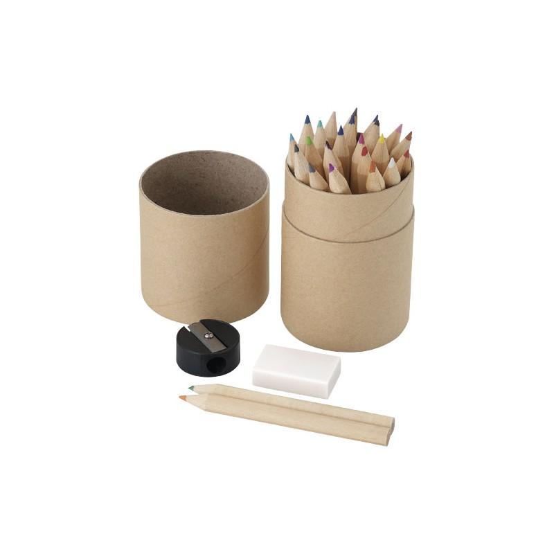 Conjunto de Lápis Madeira