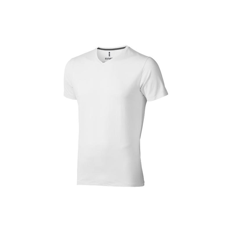 Tshirt de manga curta de material orgânico Kawartha de homem