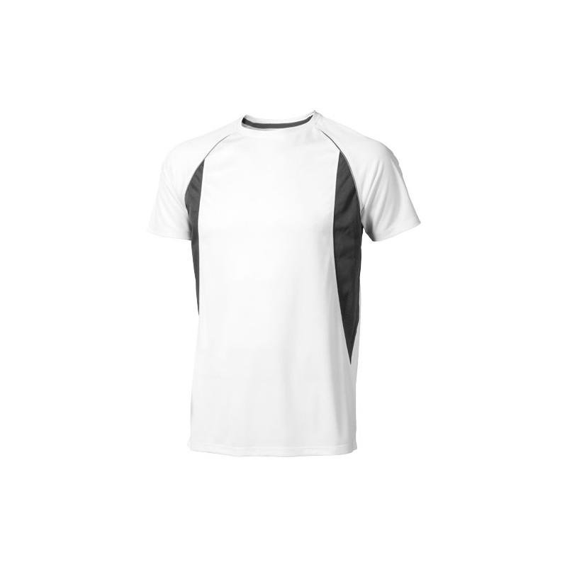 "Tshirt de manga curta ""Quebec"""