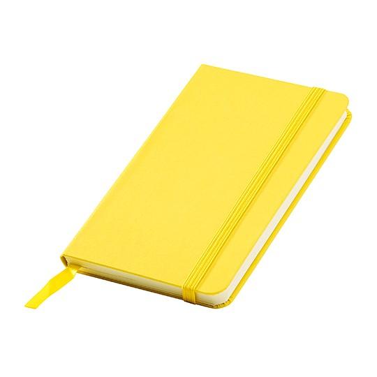 Bloco de notas, capa em cartão