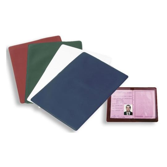 Bolsa porta-documentos em PVC, 2 divisórias