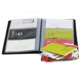 Porta cartões em PVC