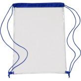 Mochila transparente de PVC